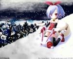 NORMALCALENDAR-haga+yui-disgaea-christmas-pleinair