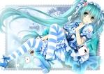 yande.re 218473 bloomers gyaza hatsune_miku lolita_fashion pantyhose vocaloid