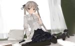 yande.re 244394 dress kasugano_sora nauribon pantyhose sphere wallpaper yosuga_no_sora