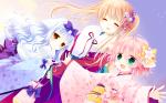 yande.re 244408 cuffs kimono lily_(w&l) sakurazawa_izumi touko wallpaper wanko wanko_to_lily
