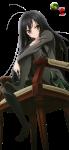 accel_world_kuroyukihime_render_8_by_mekdra-d51vv52