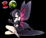 accel_world_kuroyukihime_render_by_mekdra-d4vwott