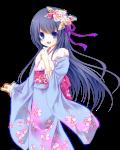 yande.re 200582 kimono tagme transparent_png